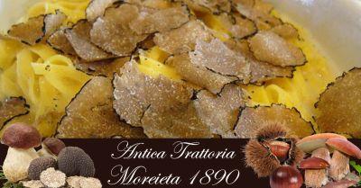 offerta cucina casalinga pasta fatta a mano occasione specialita risotto porcini e tartufo