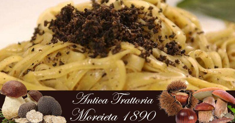 offerta cucina tradizionale baccalà alla vicentina - occasione Bigoli al torcio ragù d'anitra