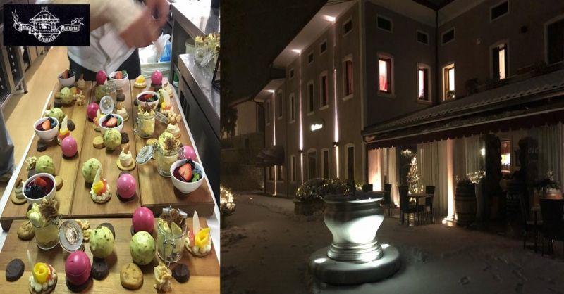 ANTICA TRATTORIA MOREIETA offerta dolci e dessert della tradizione italiana e rivisitazioni