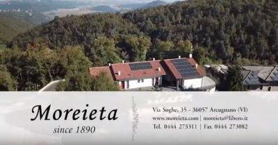 antica trattoria moreieta offerta pernottamento suite colli berici occasione soggiorno suite