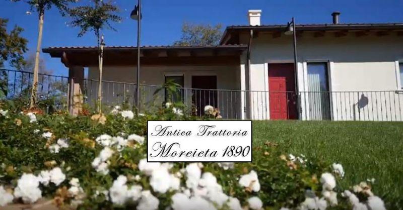 TRATTORIA MOREIETA romozione pernottamento B&B Colli Berici soggiorno vicino la Fiera Vicenza