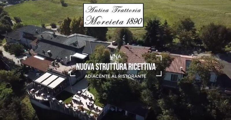 TRATTORIA MOREIETA Occasione dormire sui Colli Berici in suite vicino la Fiera di Vicenza