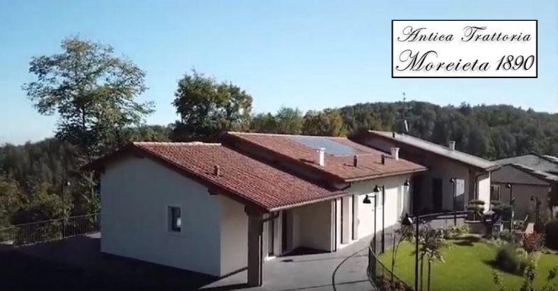 TRATTORIA MOREIETA Offerta soggiorno di lusso contesto B&B sui Colli Berici Fiera Vicenza
