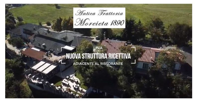 ANTICA TRATTORIA MOREIETA - Occasione pernottamento colli berici vicino Vicenza città e fiera