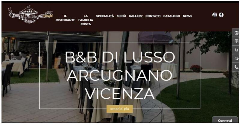 TRATTORIA MOREIETA - Trova la migliore struttura ricettiva di lusso vicino alla fiera Vicenza