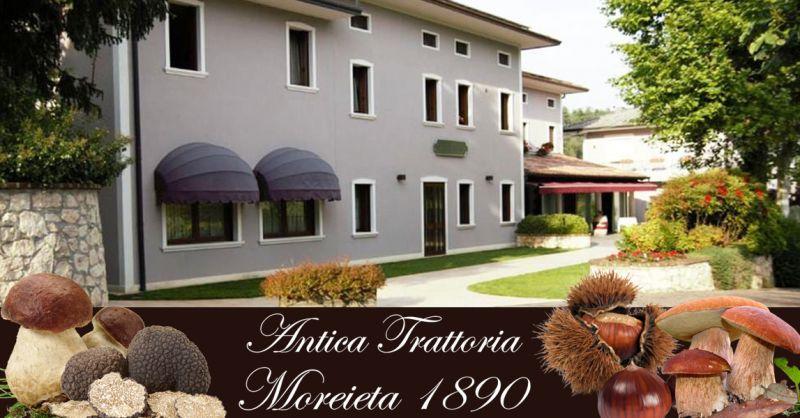 Antica Trattoria Moreieta - Trova video del Ristorante Moreieta Arcugnano Vicenza Colli Berici