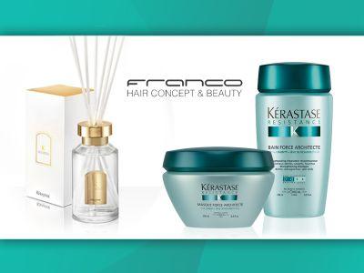 offerta shampoo maschera kerastase promozione profumo ambienti kerastase
