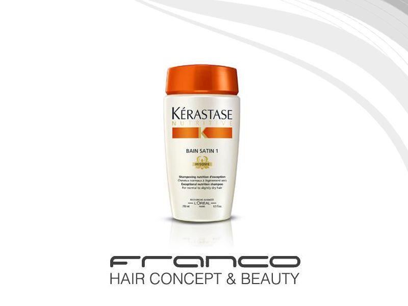 offerta Shampoo KERASTASE Bain Satin - promozione shampoo kerastase capelli secchi - francohair