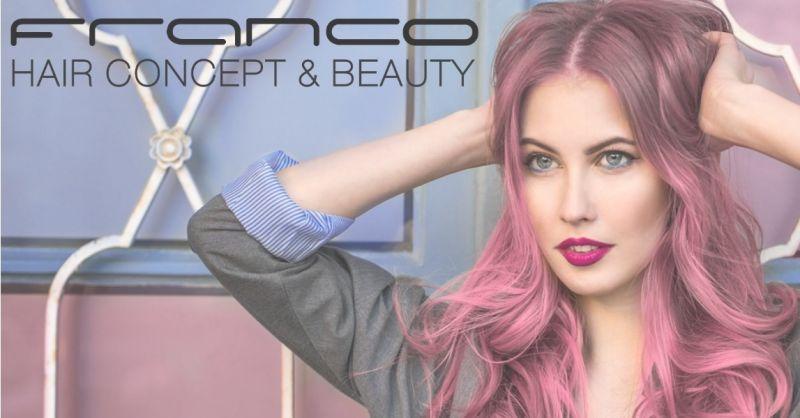 Franco Hair salone parrucchiera Terni - occasione prodotti di bellezza per capelli