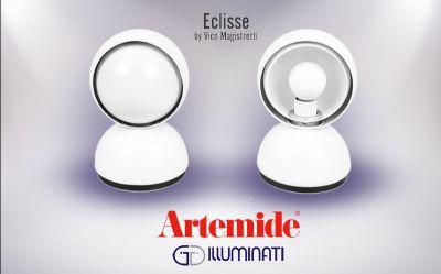 offerta eclisse artemide promozione lampada artemide eclisse illuminati