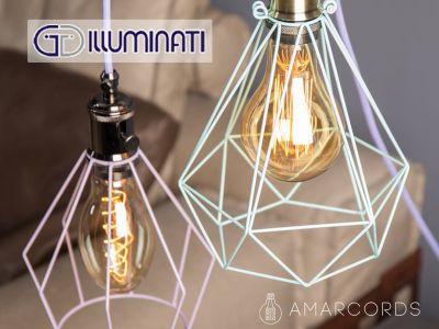 offerta lampada amarcords promozione amarcords cage diamond illuminati