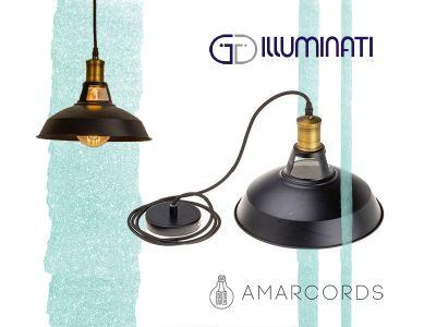 offerta lampadario a sospensione promozione chandelier amarcords illuminati