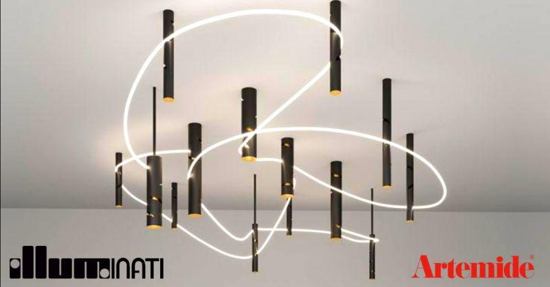 offerta vendita lampade moderne Artemide Terni - occasione acquisto lampade di design Terni