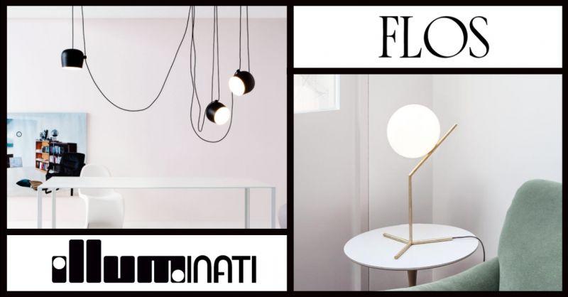 offerta vendita sistemi di illuminazione Flos Terni - occasione acquisto lampade made in Italy