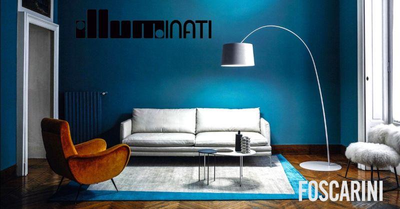offerta vendita lampada da terra moderna Terni - occasione acquisto lampade da terra Foscarini
