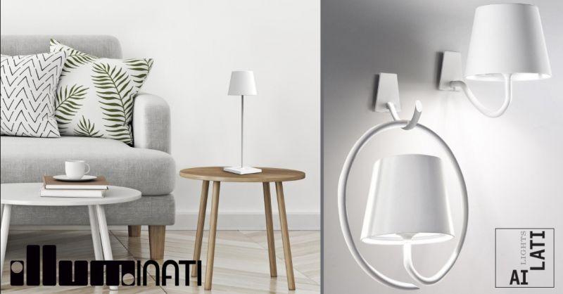 offerta vendita lampade ricaricabili Terni - occasione acquisto lampade led Ailati lights Terni