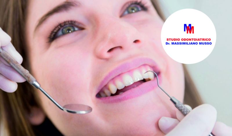 STUDIO ODONTOIATRICO DOTTOR MUSSO offerta cure parodontali- promo trattamento parodontale