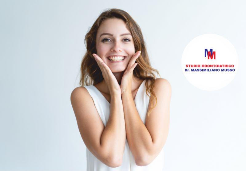 STUDIO ODONTOIATRICO MUSSO offerta trattamento radiofrequenza viso - promo biolifting