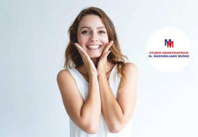 studio odontoiatrico musso offerta trattamento radiofrequenza viso promo biolifting