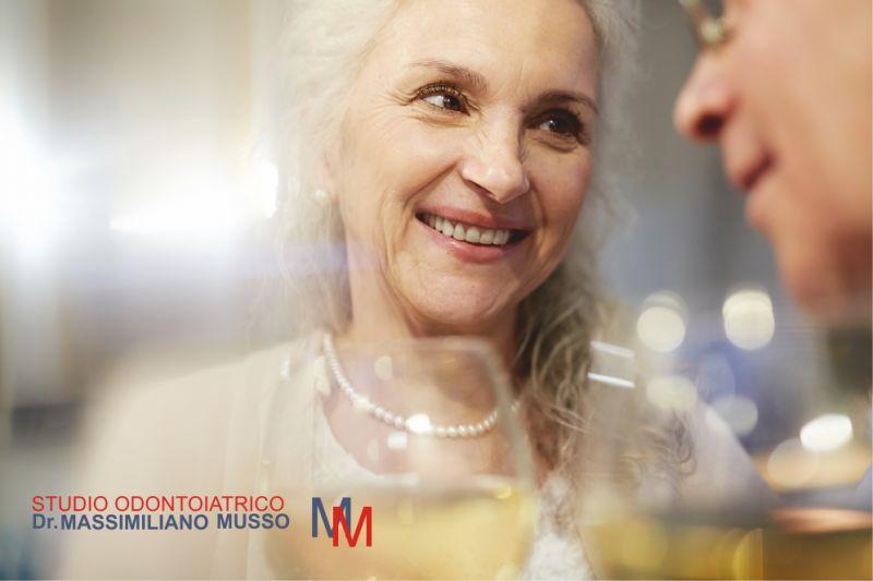 STUDIO ODONTOIATRICO DOTTOR MUSSO offerta protesi removibili - promozione protesi fisse