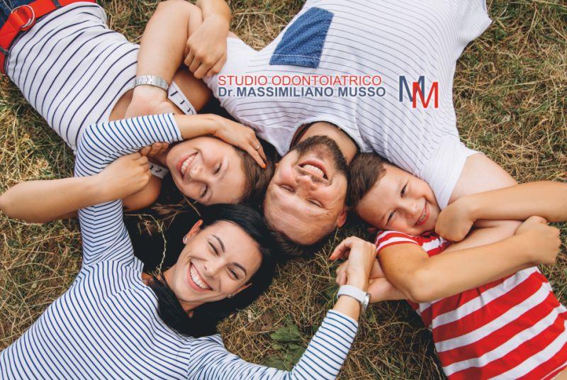 STUDIO ODONTOIATRICO MUSSO offerta prevenzione dentale - promozione prevenire le carie