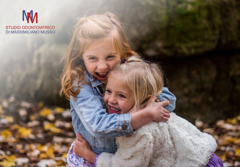 STUDIO ODONTOIATRICO DOTTOR MUSSO odontoiatria infantile – patologie dentali bambini