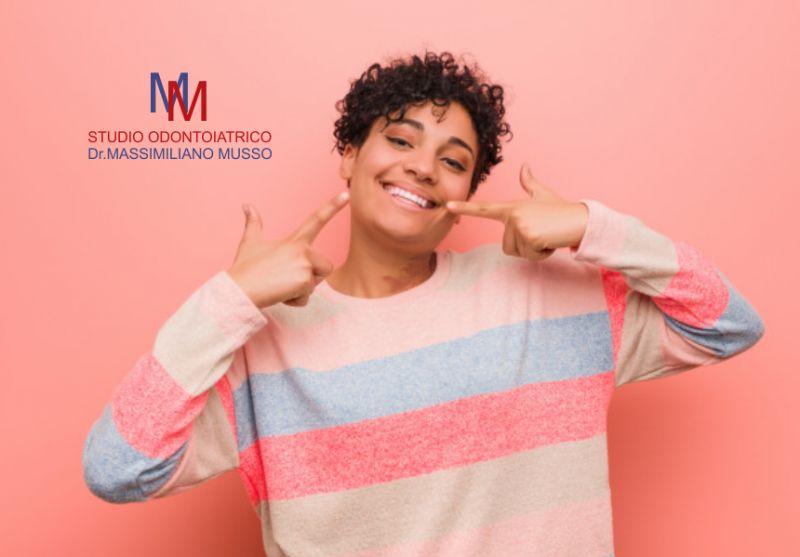 STUDIO ODONTOIATRICO DOTTOR MUSSO mascherine invisibili – odontoiatri avanzata
