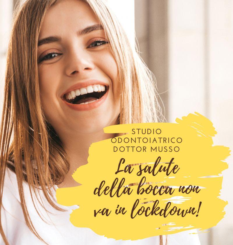 STUDIO ODONTOIATRICO DOTTOR MUSSO offerta prevenzione dentale ponte san pietro dentista