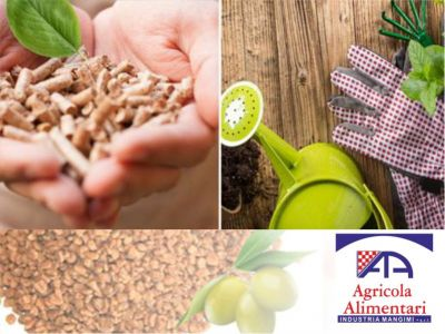 agricola alimentari giardinaggio agricoltura pellet