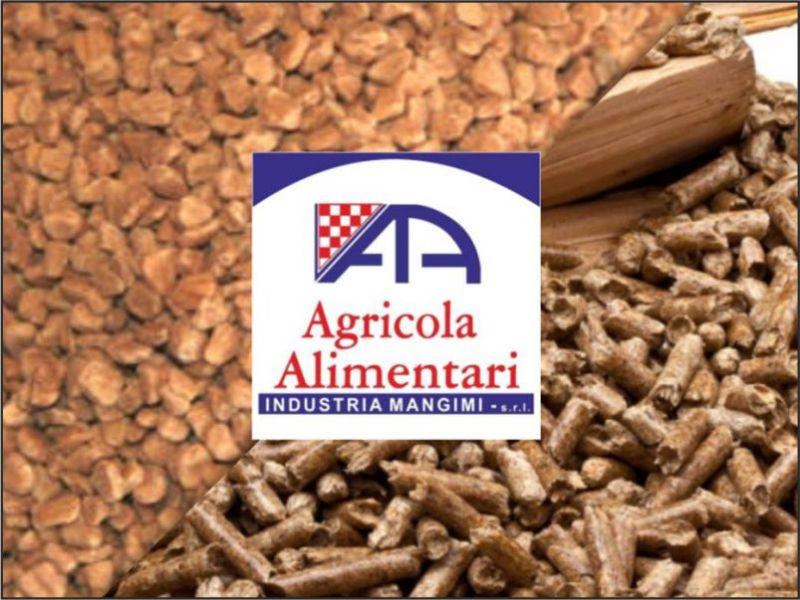 offerta pellet nocciolino - promozione combustibile riscaldamento - Agricola Alimentari Trapani