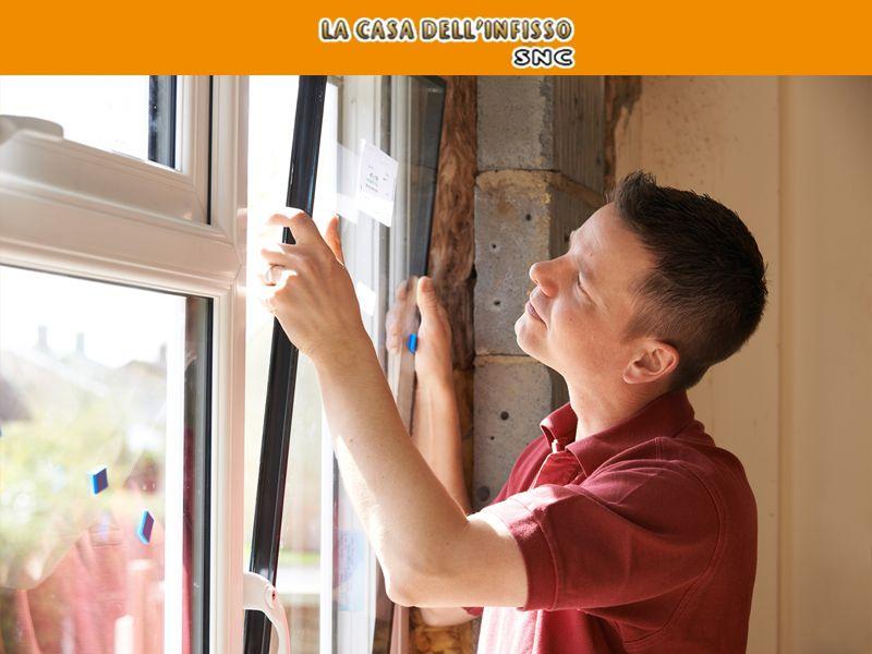 Detrazione fiscale infissi - La Casa dell'Infisso - finestre a taglio termico risparmio