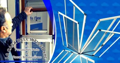 offerta vendita zanzariere su misura terni occasione installazione zanzariere personalizzate