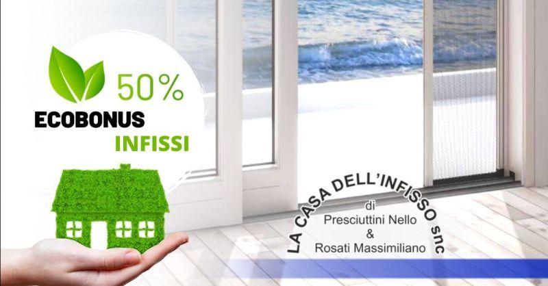 Offerta vendita installazione zanzariere su misura - Occasione ecobonus zanzariere 2020 Terni