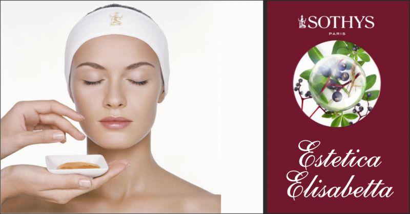 estetica elisabetta offerta trattamenti viso sothys - occasione prodotti viso perugia