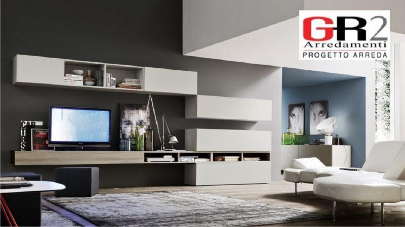 GR2 PROGETTO ARREDA offerta mobili zona giorno - promozione complementi d'arredo