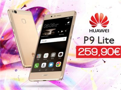 p9 lite huawei sconto on off