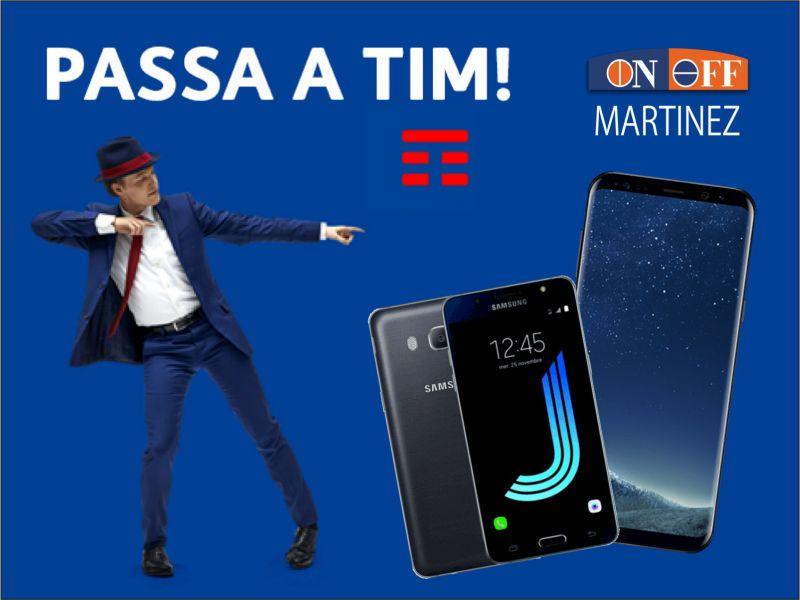 offerta passa a tim samsung huawei promozione smartphone a rate on off martinez trapani