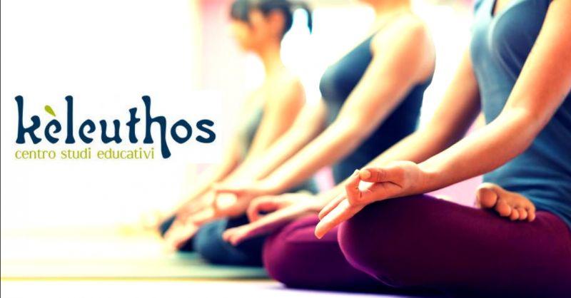 KELEUTHOS offerta corsi di Yoga Verona - occasione corso di meditazione Verona