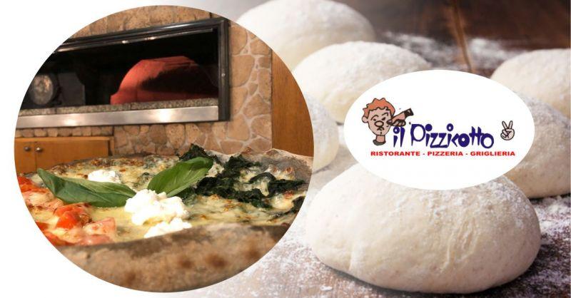 PIZZERIA IL PIZZICOTTO2 - offerta ottima pizza lievita naturalmente 48 ore cotta nel forno a legna