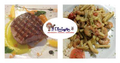 pizzeria il pizzicotto2 offerta ristorante di carne e pesce a sassari