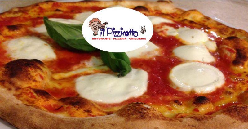 PIZZERIA IL PIZZICOTTO2 - offerta pizza impasto multicereali e mozzarella senza lattosio