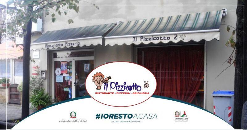 IL PIZZICOTTO2 SANT ORSOLA - ristorante chiuso rispetta il decreto IORESTOACASA