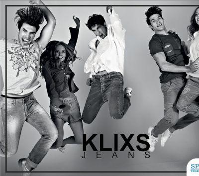 collezione moda abbigliamento klixs jeans spada