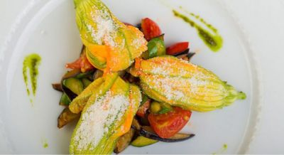 offerta cucina mediterranea per turisti promozione cucina con prodotti freschi di stagione