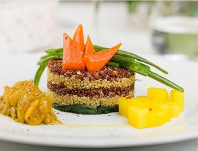 offerta ristorante menu piatti per vegetariani promozione ristorante menu per celiaci verona