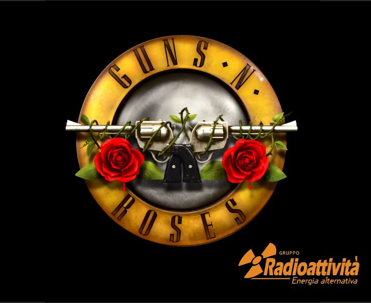RADIOATTIVITA offerta biglietti concerto guns n roses – promozione prevendite guns vienna