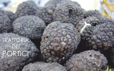 offerta menu degustazione tartufo nero promozione specialita tartufo nero