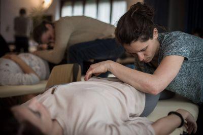 occasione corso tecnica cranio sacrale offerta corso terapia tecnica cranio sacrale trieste