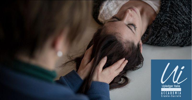 offerta corso Cranio Sacrale a Trieste - occasione tecnica cranio sacrale Trieste
