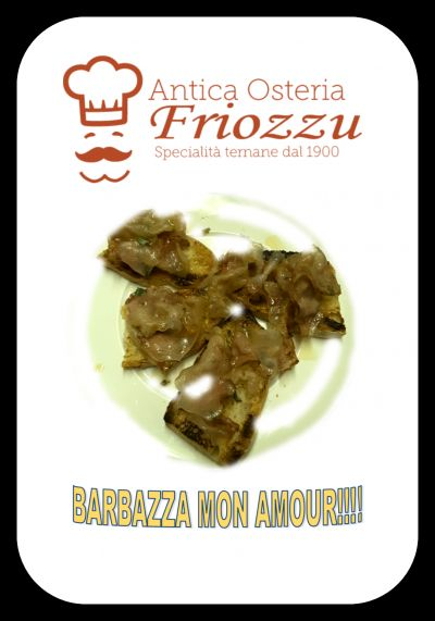 new entry in cucina friozzu la barbazza